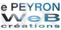 e PEYRON WeBcréations